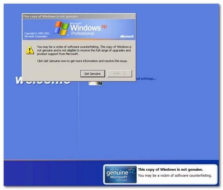 convalidare windows xp crack password
