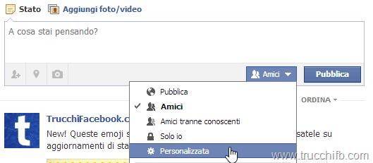 Come nascondere automaticamente i post sulla bacheca di Facebook