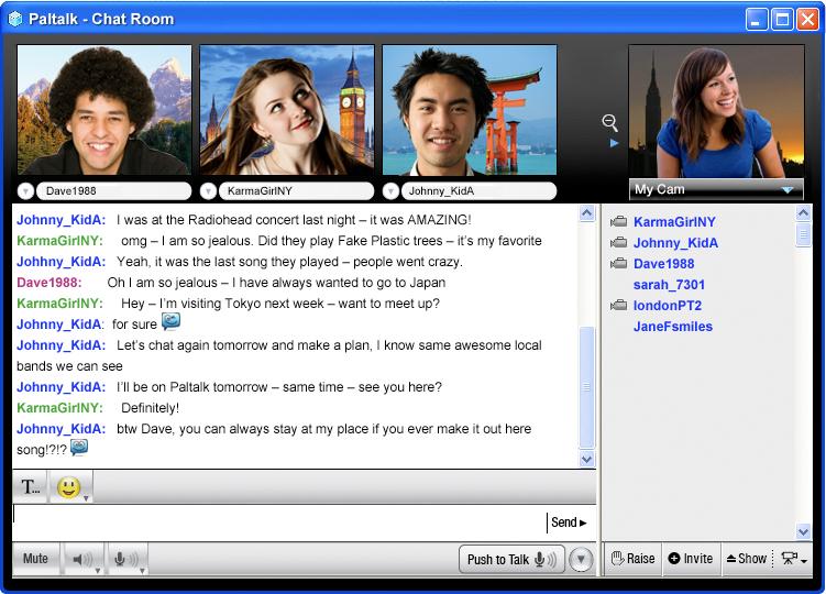 chat gratuita senza registrazione