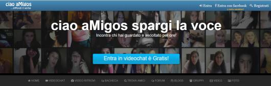 video donne che chatroulette italiana senza registrazione gratis